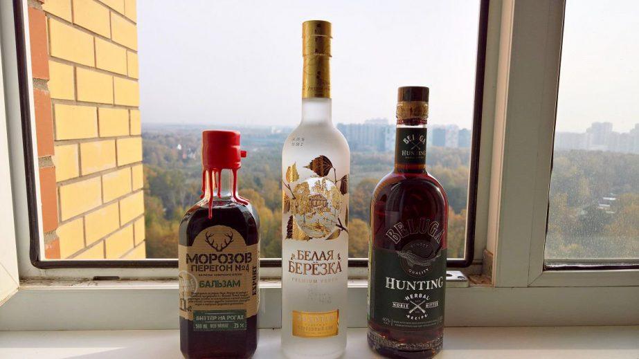 ロシアの食べ物と飲み物