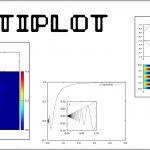 gnuplotで複数の図を載せる
