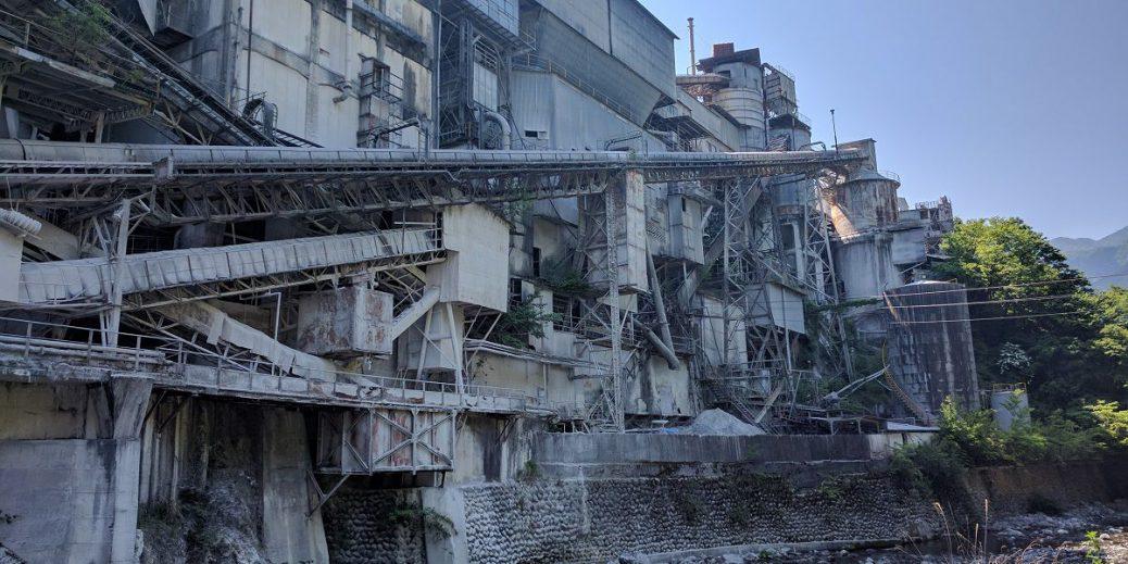奥多摩探索(工場と廃墟への行き方)